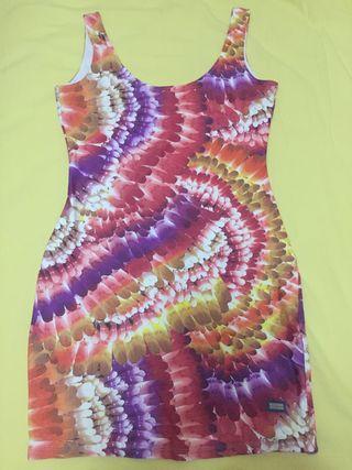 Vestido Verano Lujo Colores