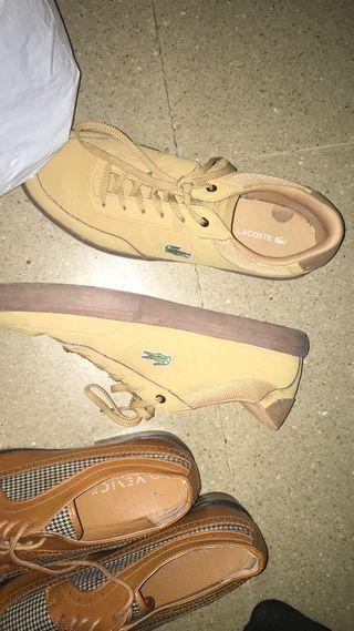 Zapatillas lacoste 43