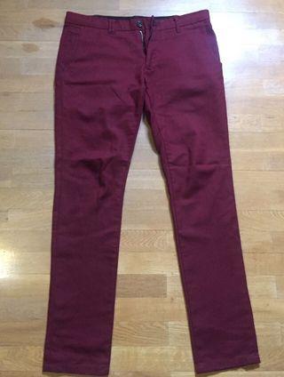 Lote pantalones ZARA Talla 42