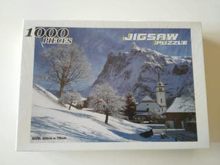 Jigsaw Puzzle 1000 piezas