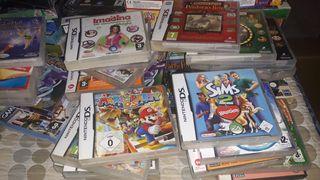 juegos nds (variedad)