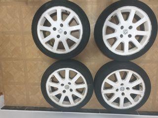 """Llantas Peugeot 206 GTI 4x108 16"""""""