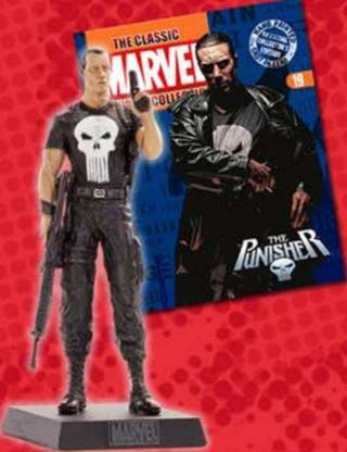 Figura Plomo Classic Marvel Figurine The Punisher