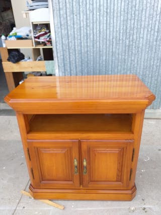 mueble auxiliar de pino