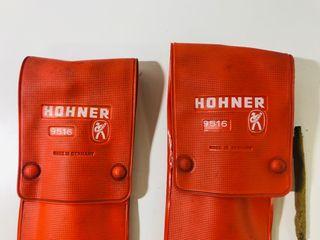 2 x flauta Hohner 9516