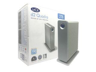 Disco Duro LaCie d2 Quadra v3 2 TB