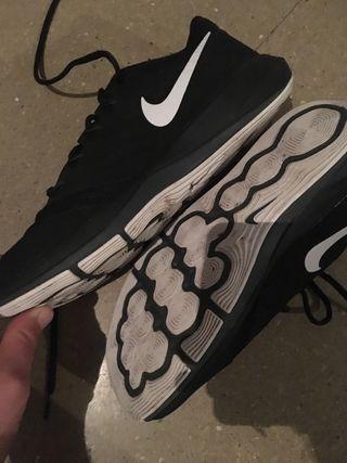 Tenis Nike negros