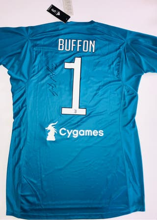 Camiseta Juventus firmada por Buffon