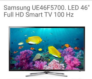 Samsung smart UE465700 TV 46