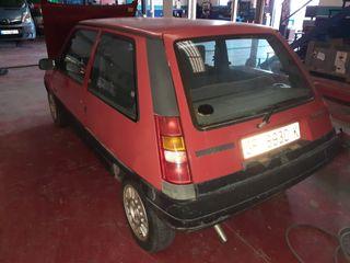 Renault súper 5 supercinco 1985