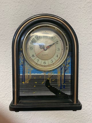 Reloj de pared Vintage a pila