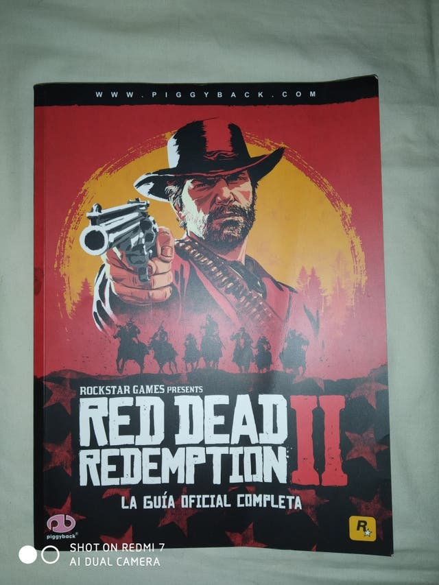 guia oficial completa red dead redemption 2