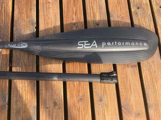 Pala de travesía, fibra de carbono SEA PERFORMANCE