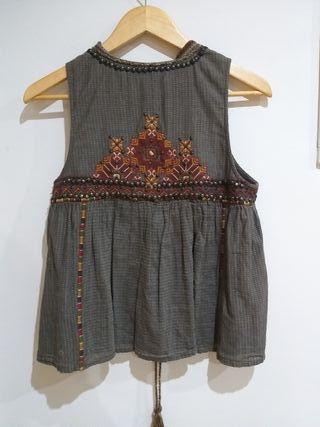 Chaqueta/ chaleco/ sobrecamisa pull