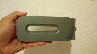 Disco duro de 60Gb para Xbox 360