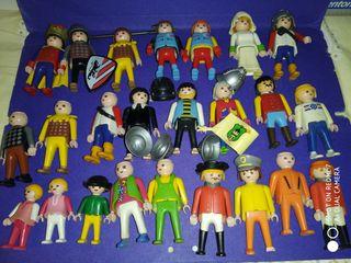 Playmobil antiguo variados