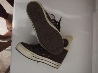 calzado Converse sin estrenar