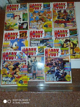 lote hobby consolas primera generación