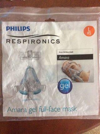 Mascarilla facial Oxígeno Philips