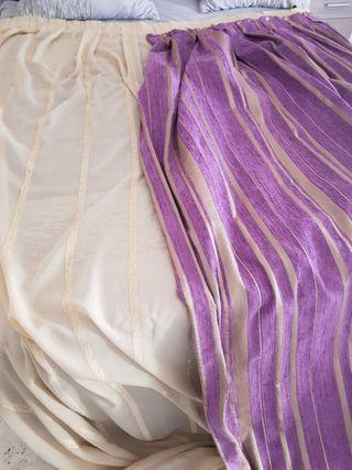 cortinas y visillos