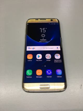 Samsung S7 Edge Color Oro 32GB