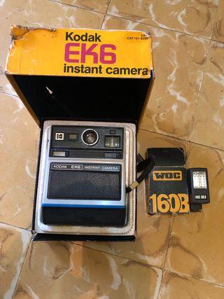 Cámara Kodak EK6 ENVÍO GRATIS