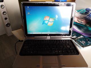 Ordenador portatil HP Tx1000 tactil