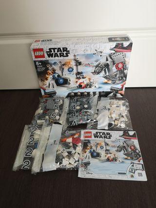 Lego Star Wars 75241 sin figuras