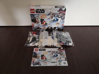 Lego Star Wars 75239 sin figuras