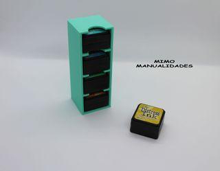 Organizador tintas distress mini