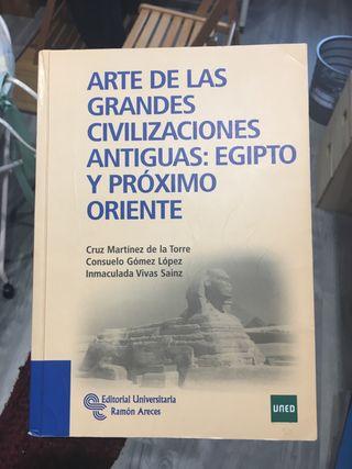 Libro UNED Historia del arte