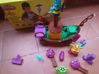 Barco play-doh