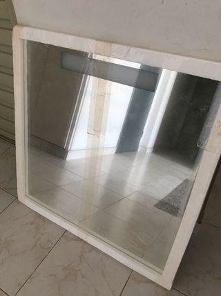 Espejo de baño con led