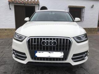 Audi Q3 2012. Automático y tracción 4 ruedas.