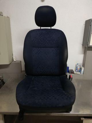 asiento Peugeot partner derecho