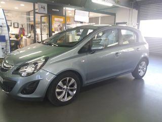 gran descuento amplia selección de colores y diseños sombras de Opel Corsa diesel de segunda mano en la provincia de Madrid ...