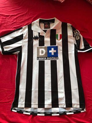 Camiseta Juventus Kappa