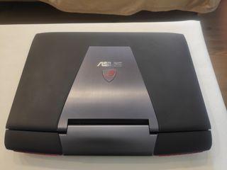 Portátil Gaming Asus G751JY 16Gb RAM GTX980m