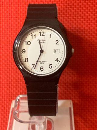 Reloj Casio MW-59 hombre analogico