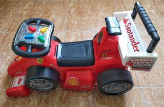 Correpasillos F1 Ferrari