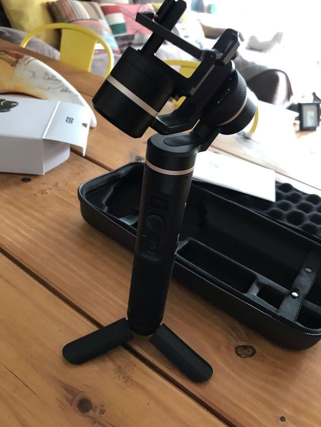 Estabilizador para go pro o cámaras deportivas