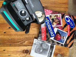 Polaroid 600 + caja