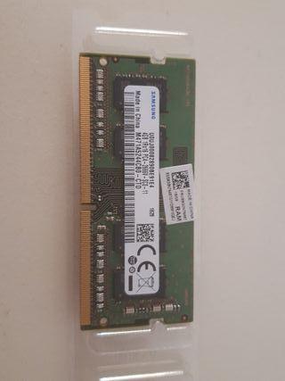 memoria RAM sodimm ordenador portatil 4 gb ddr4