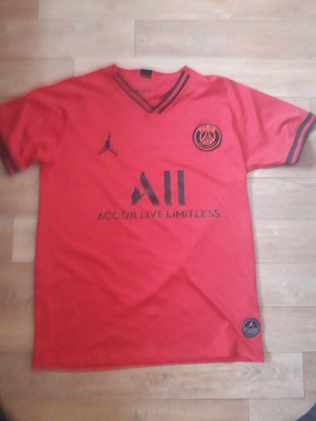 nouveau maillot du PSG jordan