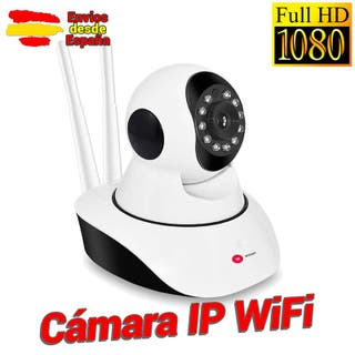 Camara IP interior WiFi Full HD 1080p V380 9820 Q5