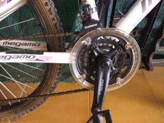 Bicicleta Megamo niña