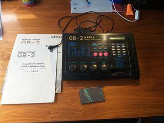 caja de ritmos kawai gb 2