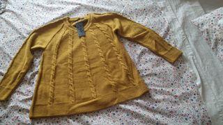 Jersey amarillo. Talla XL.