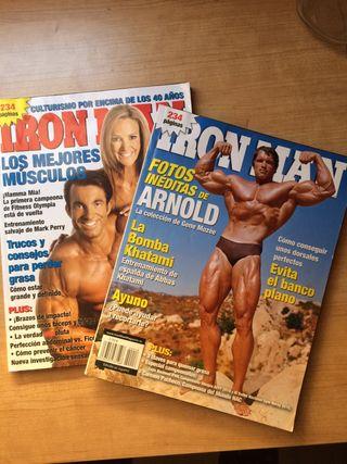 Revistas Musculación