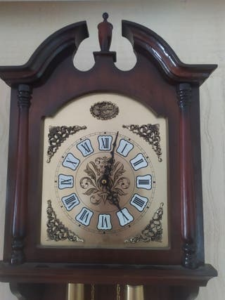 Reloj pared carillón